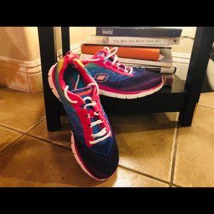 Ladies Sketchers Athletic Shoes - Size 9.5 -